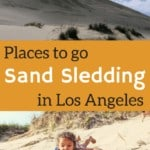 Are you looking for a fun activity for the family? Check out this list of 7 places to go sand sledding Los Angeles.