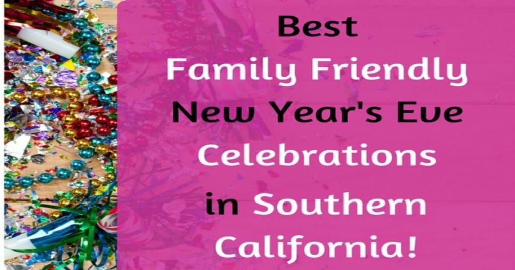 Family Restaurants For New Years Eve