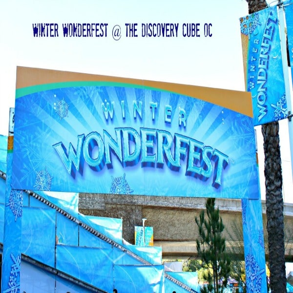 Winter Wonderfest at the Discovery Cube OC is for guests of all ages and provides snow-fun in the heart of Orange County, California. Advance tickets only cost $5 for members.