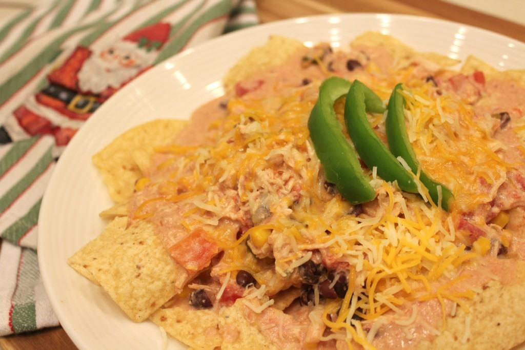 Easy Crock Pot Mexican Chicken with Creme Cheese