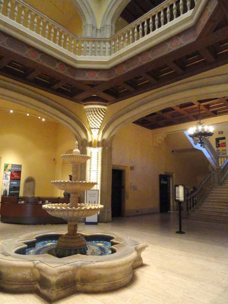Enter to win 4 admission tickets to the San Diego Museum of Art in San Diego.