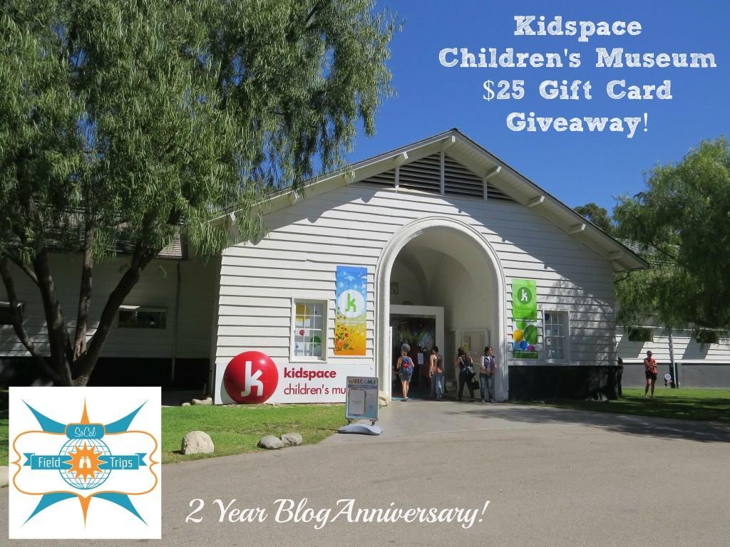 Kidspace Museum located in Pasadena, California