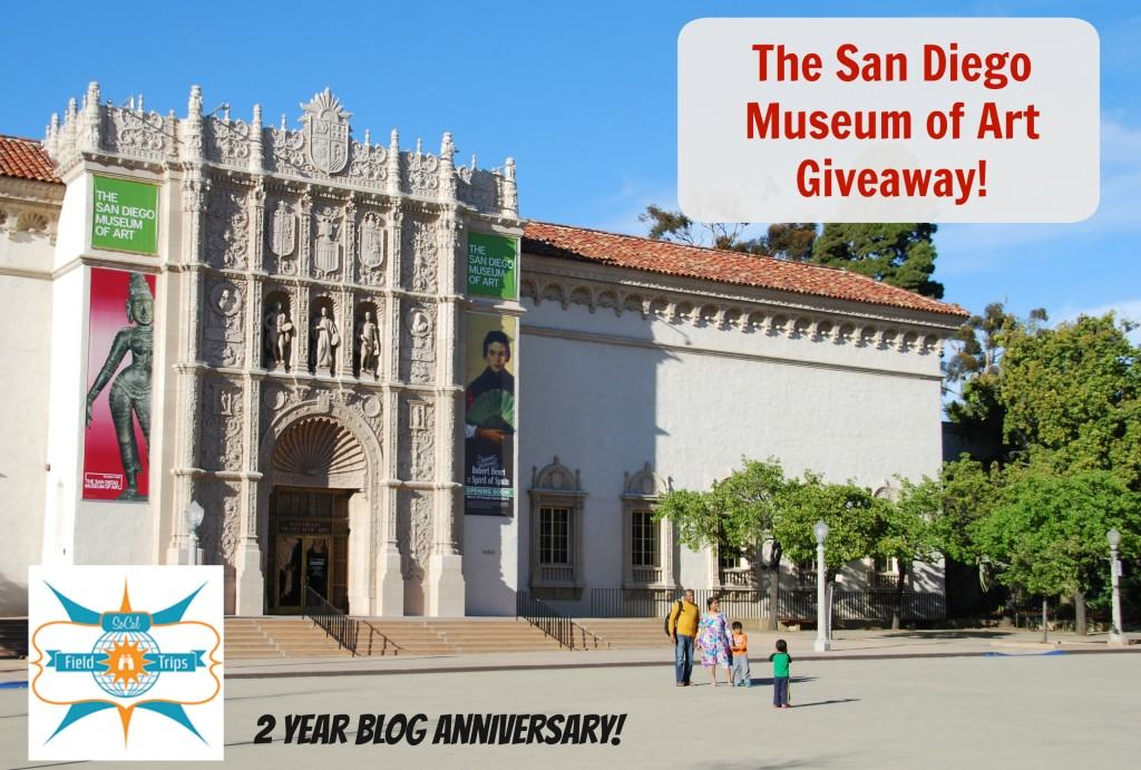 San Diego Museum of Art is free on the first Tuesday of the month for San Diego County Residents