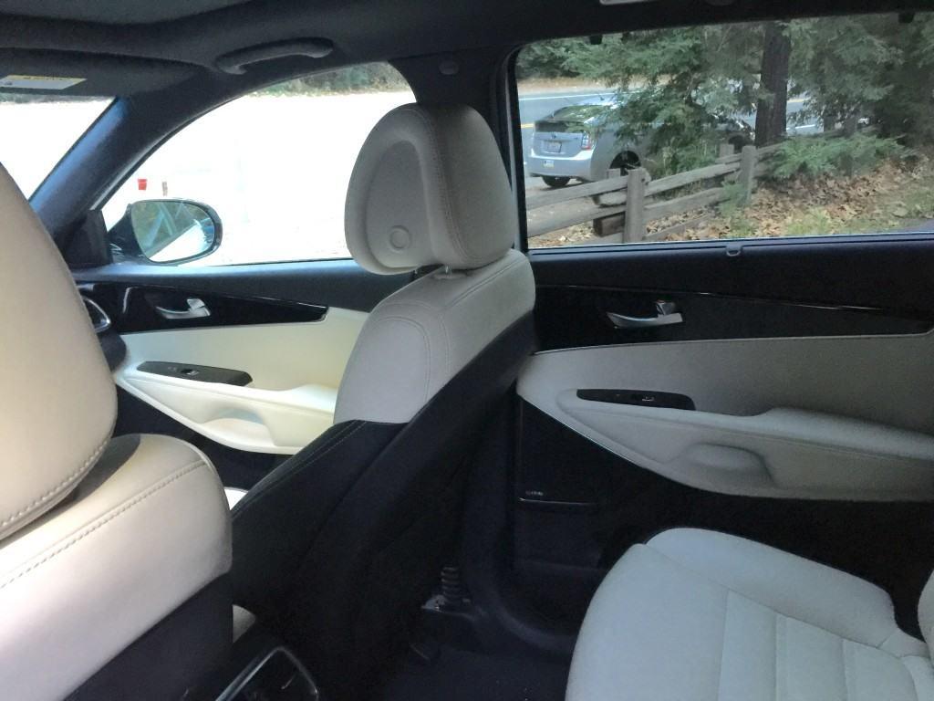 2016 Kia Sorento SXL V6 AWD
