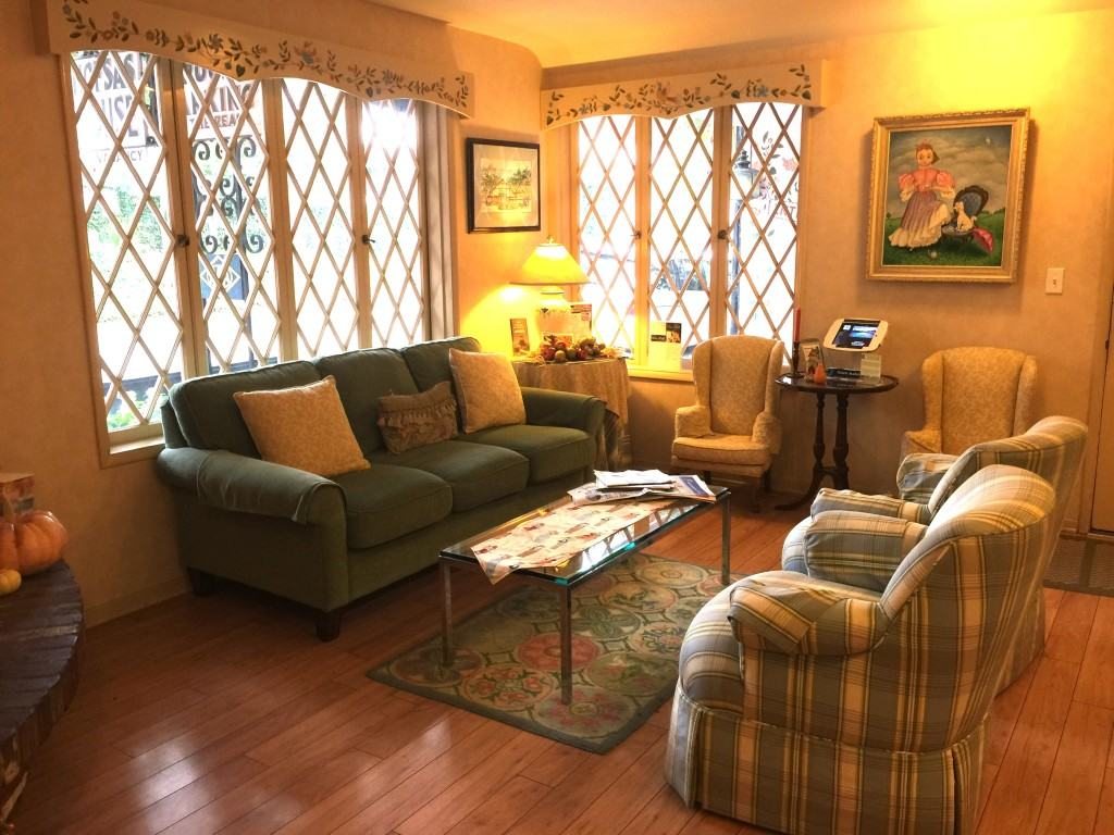 The Hofsas House Hotel in Carmel, California is a clean, well situated hotel at the right price in a very pricey town.