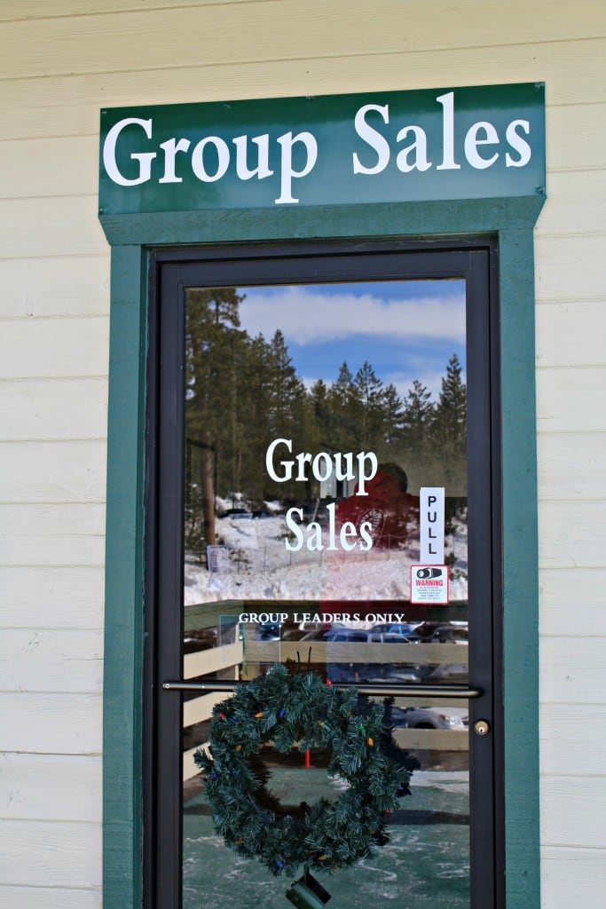 Group Sales at Snow Valley Mountain Resort