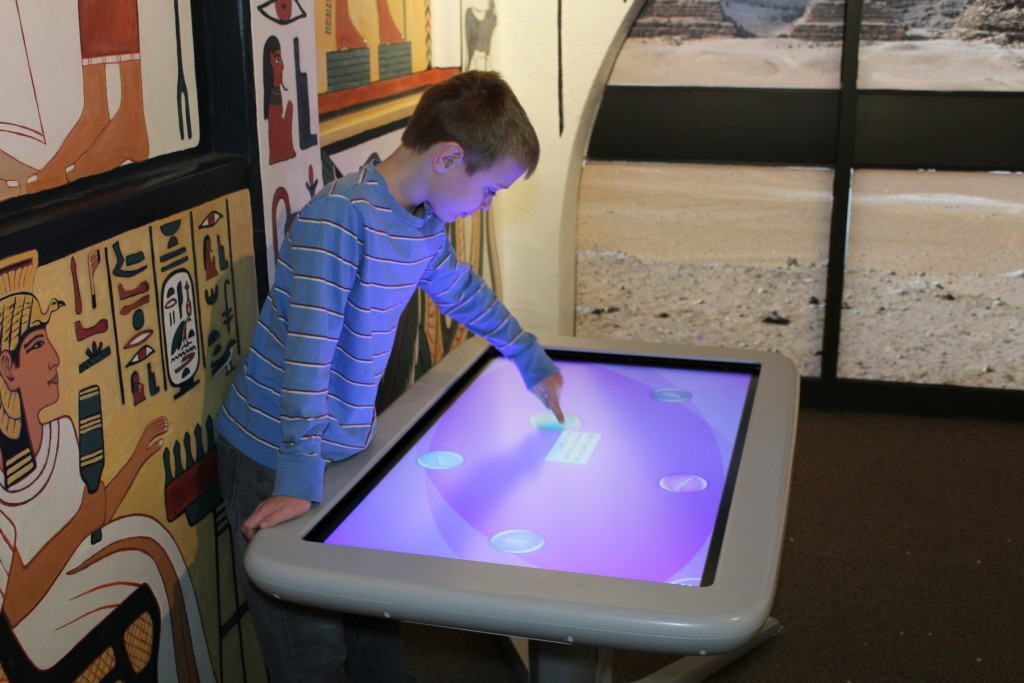 Field Trips at the Bower's Kidseum