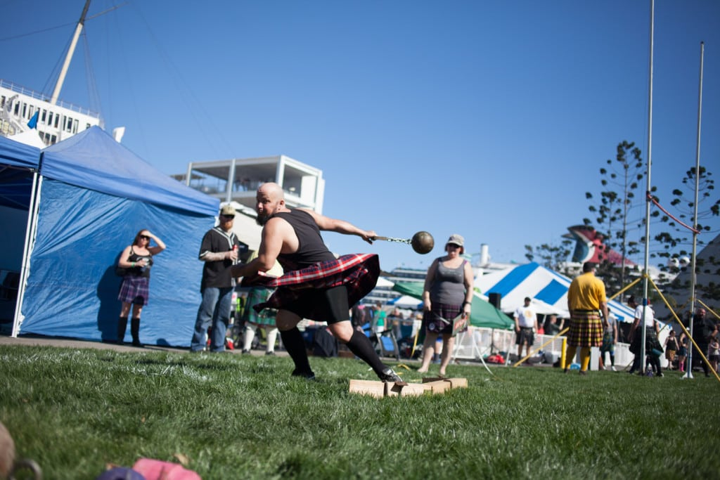 Get discount tickets to ScotsFestival & International Highland Games XXIII at the Queen Mary in Long Beach on February 18-19 from 9 a.m. - 6 p.m. Experience the rich culture and history of Scotland first hand through an array of authentic activities, athletics, dancing, entertainment and cuisine in ode to the Queen Mary's Scottish legacy.