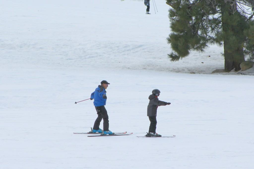 Ski Lessons at Snow Valley Mountain Resort