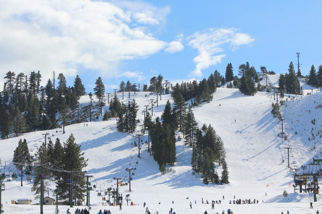 Ski Lessons in Southern California