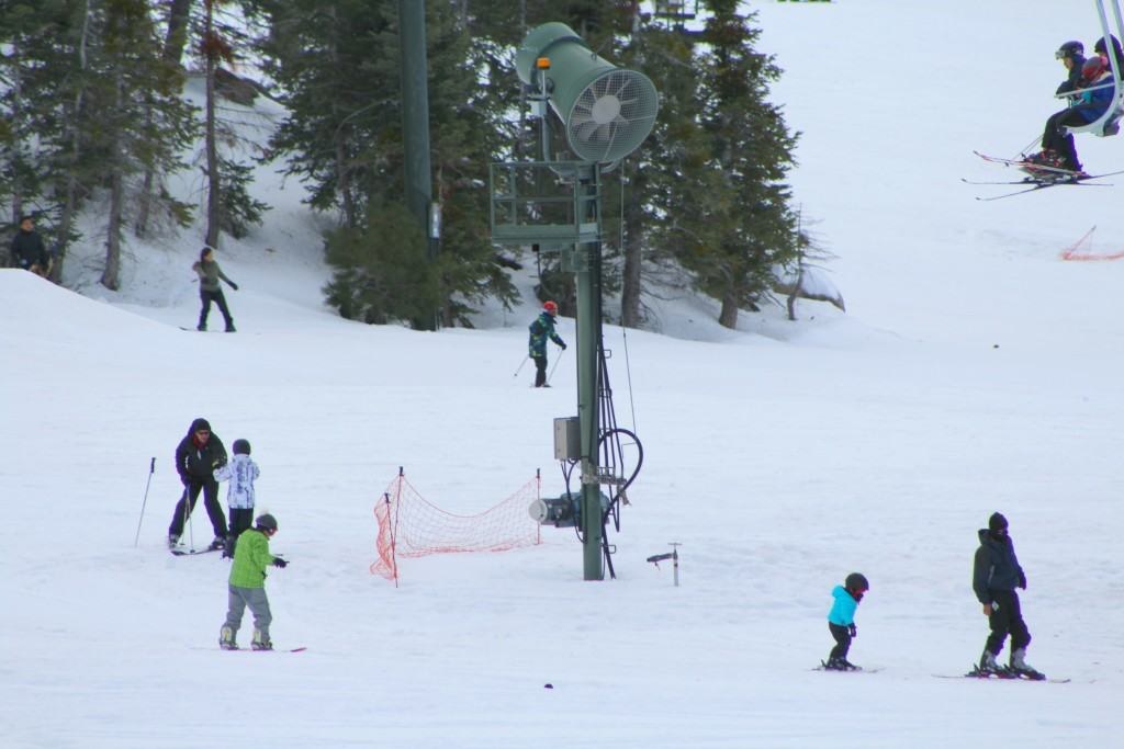 Snow Boarding Lessons at Snow Valley Mountain Resort