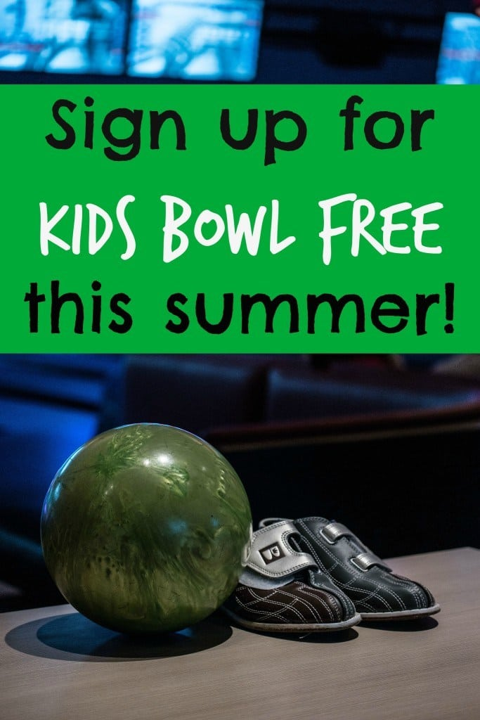 Sign Up For Kids Bowl Free Nationwide This Summer