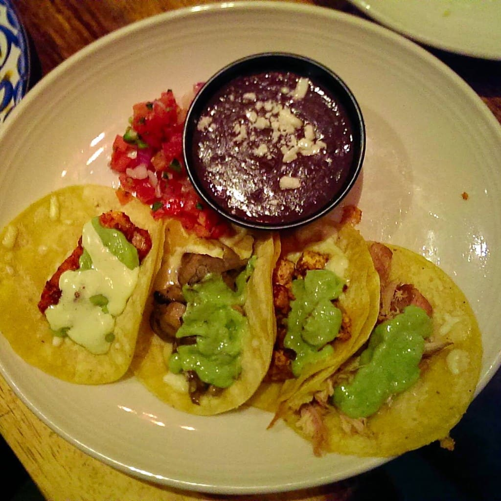 Solita tacos and margarita restaurant review in Huntington Beach
