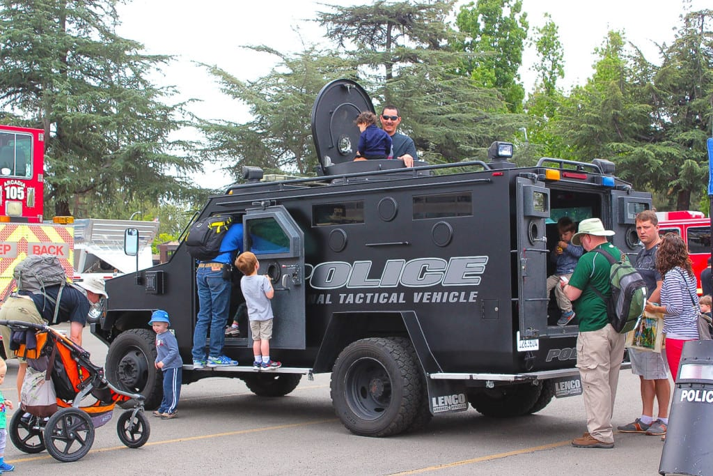 Truck Adventures For Kids on April 29 in Arcadia, California is the only event where kids can experience the trucks they love in a way they never have before—in the driver's seat. Children of all ages will enjoy more trucks and vehicles than they ever imagined, and interact with the professionals who drive them. Every truck is a playhouse, a photo op, and a mini-adventure for everyone in the family (including the big kids)!