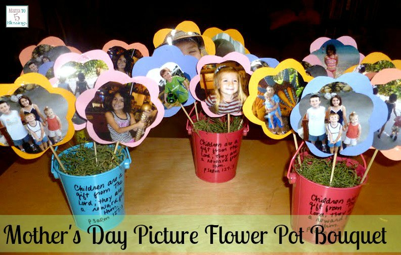 25 Easy Mother S Day Crafts For Kids Socal Field Trips