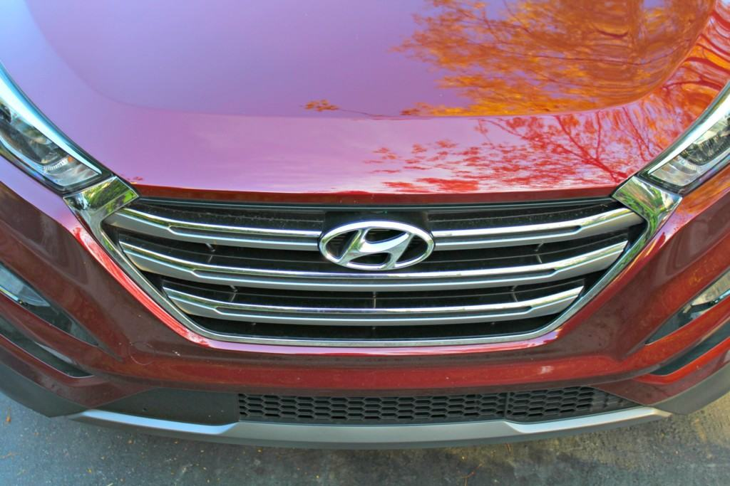 Hyundai 2016 Tucson Limited Fwd Review