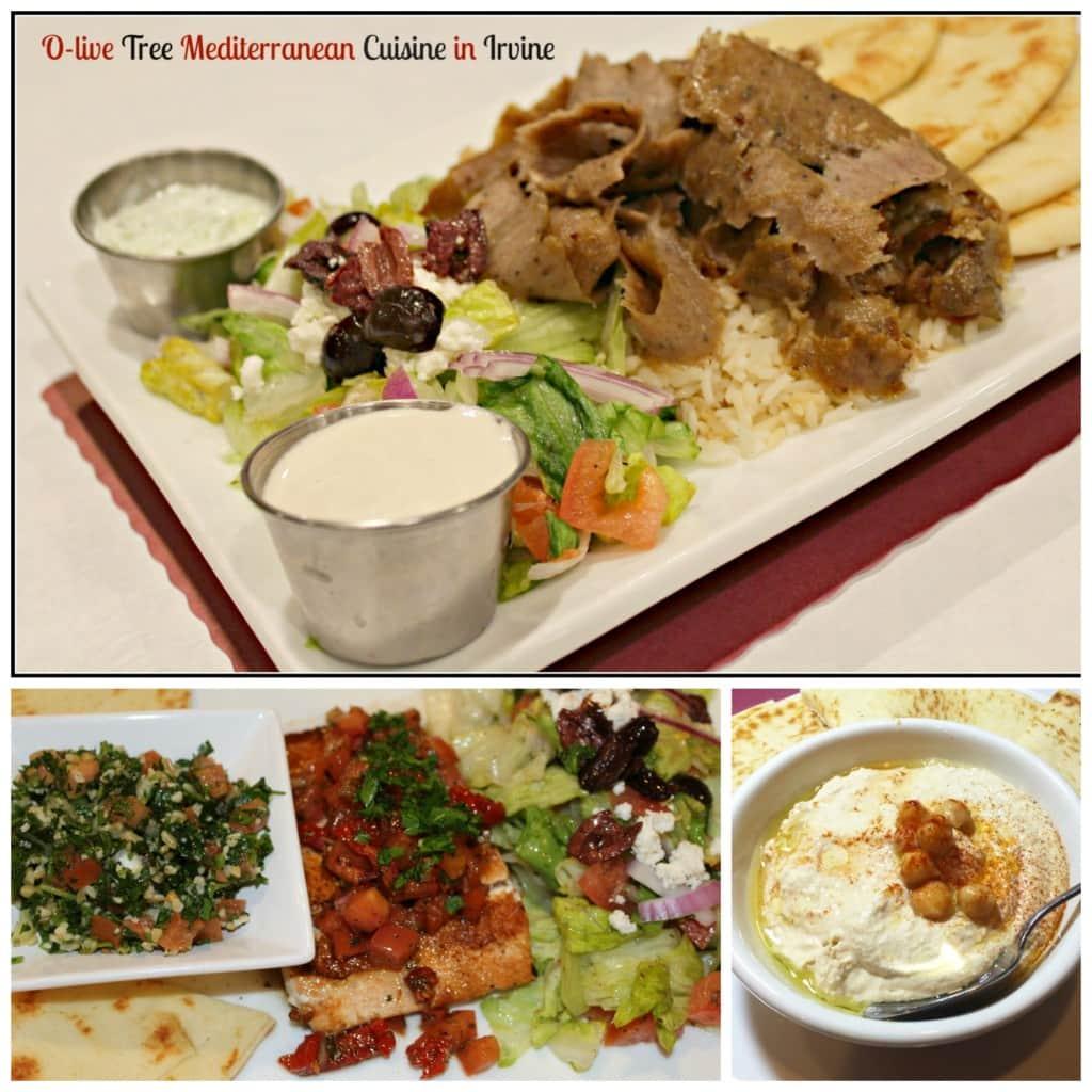 Delicacies abound at o live tree mediterranean cuisine in for Almanara mediterranean cuisine
