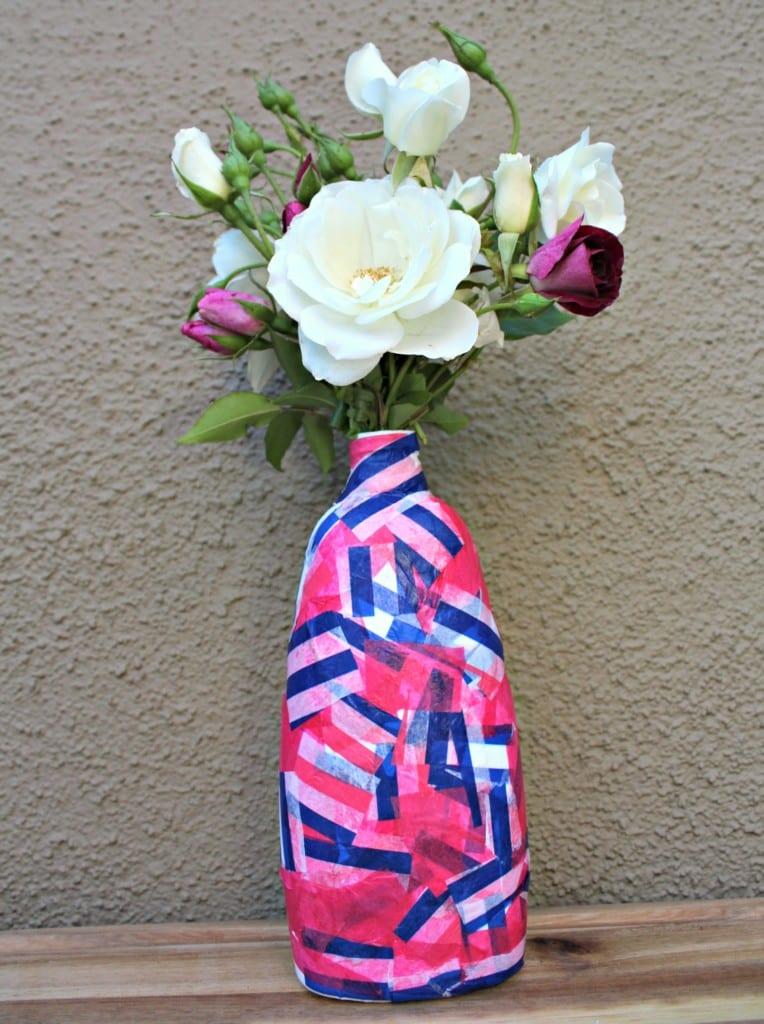 Preschool Tissue Paper Craft