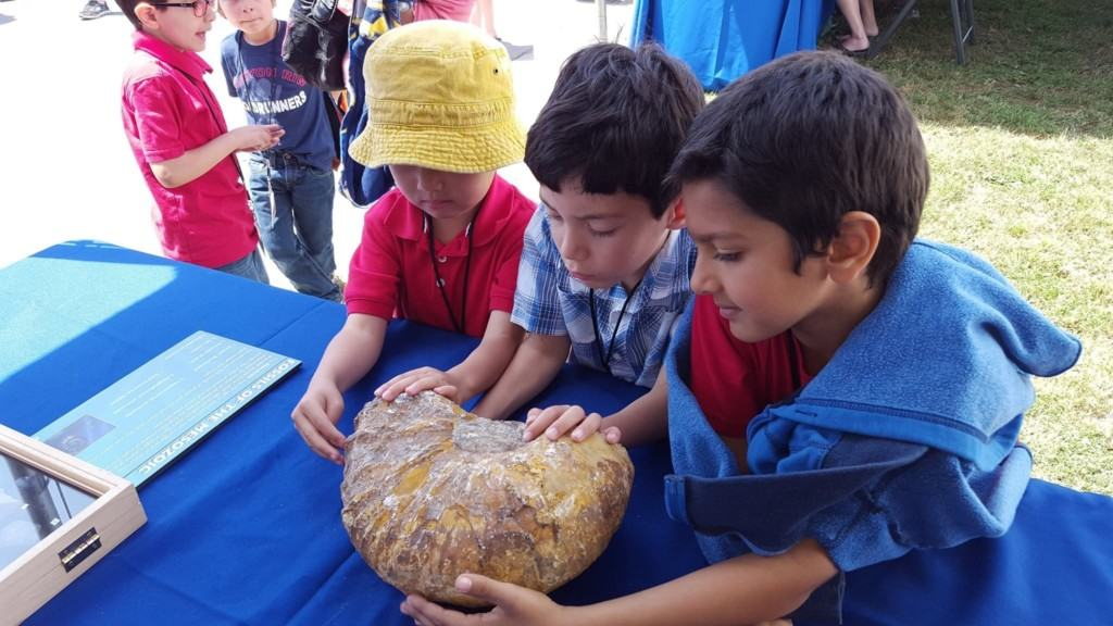 Science in the Park at the Irvine Regional Park in Orange on April 30, 2016