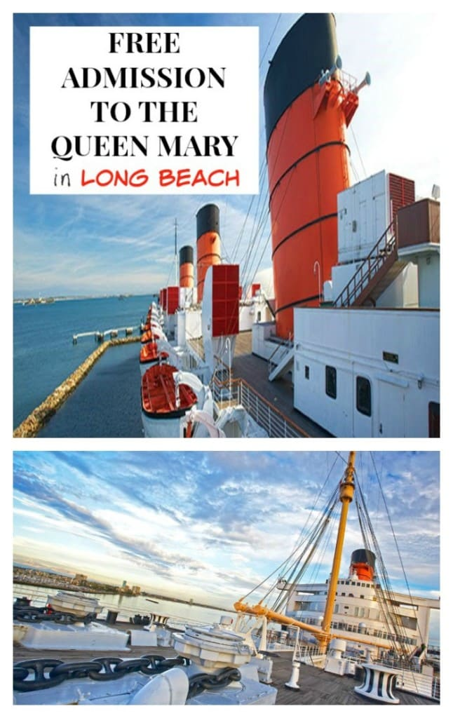 In honor of The Queen Mary's 80th Anniversary, the public is invited to come on board for FREE on Thursday, May 26 from 10:00 am - 8:00 pm.