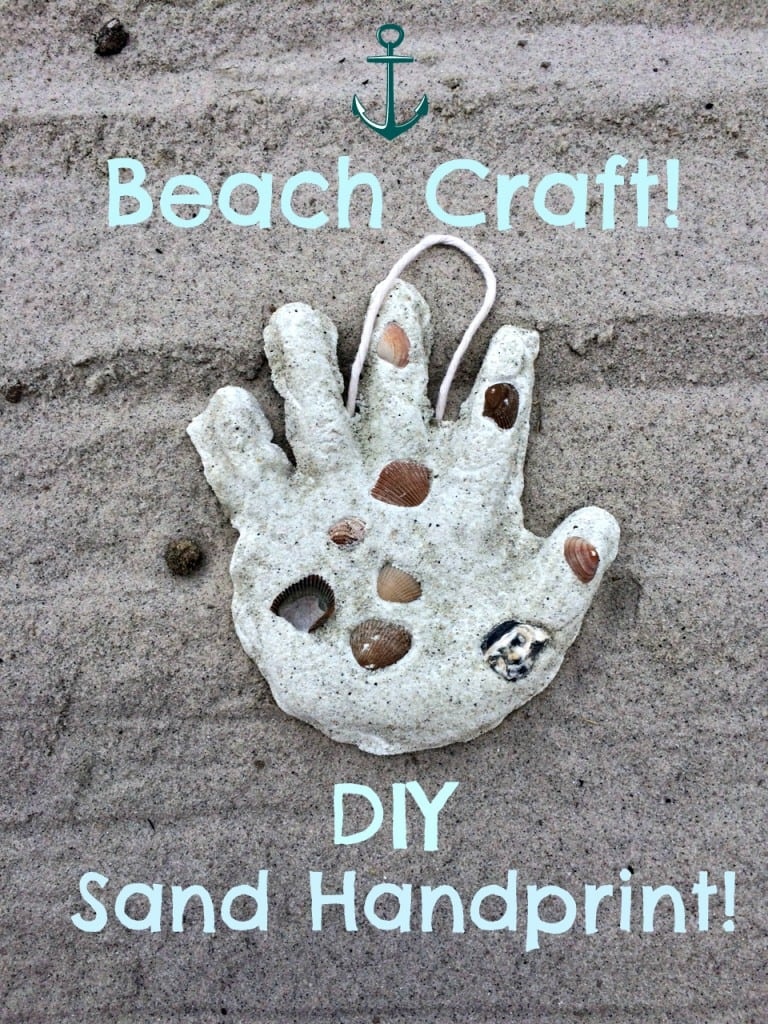 Beach Craft for Preschoolers