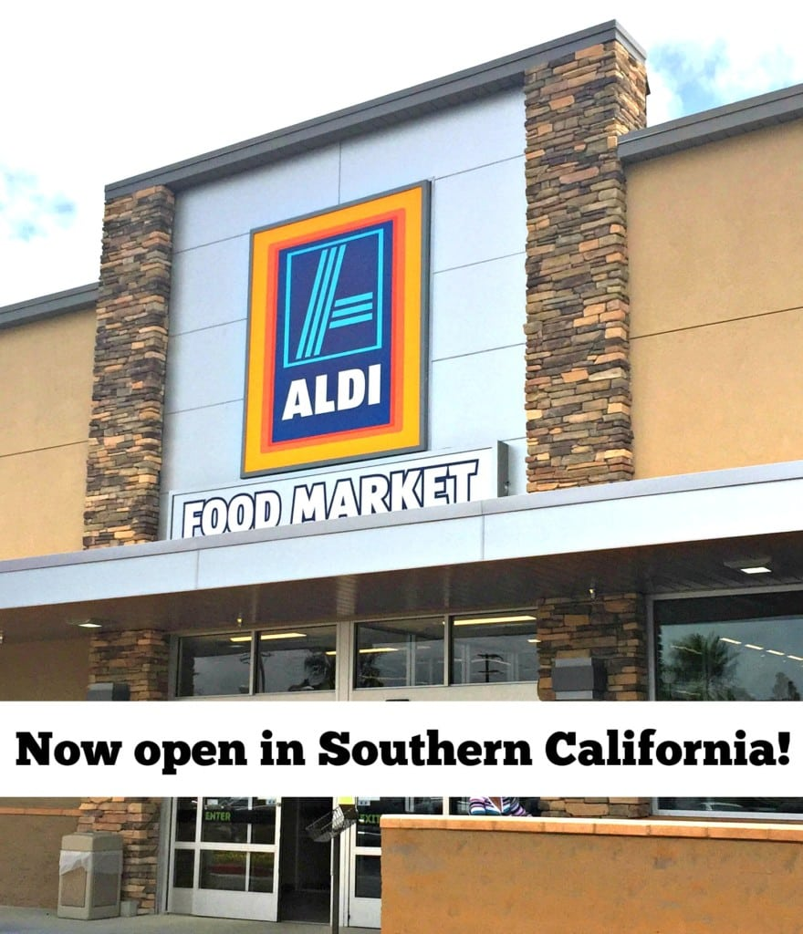 ALDI discount supermarket chain opens 25 stores in Southern California