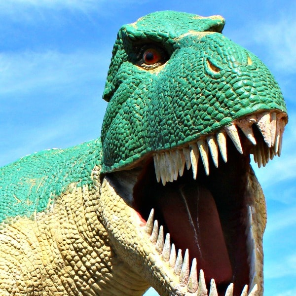 Dinosaur Museums in Southern California