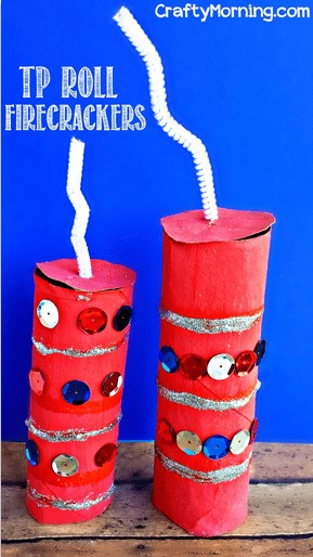 25 4th of July Crafts for Kids