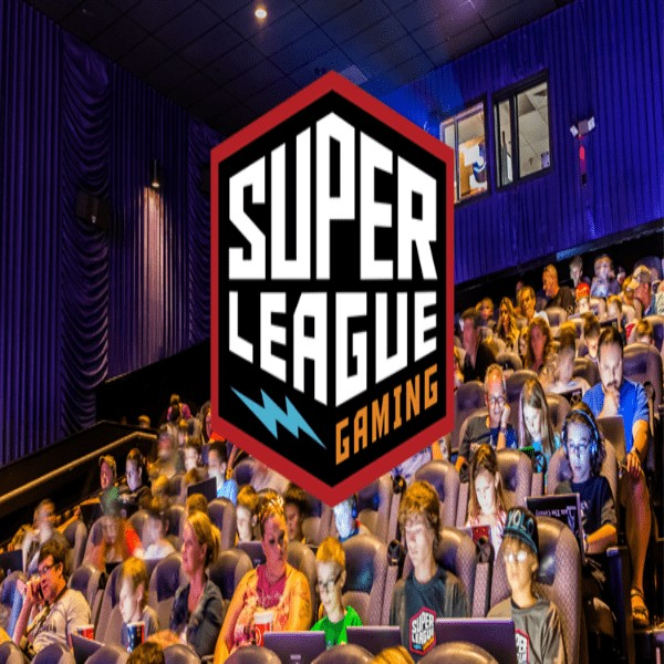 Does your child like to play Minecraft? Now your family can play together in select movie theatres nationwide with Super League Gaming! Super League brings together gamers of all ages for a fun, social, face-to-face gameplay experience on the big screen.
