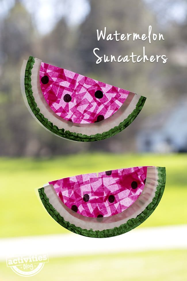 25 Summer Crafts for Toddlers
