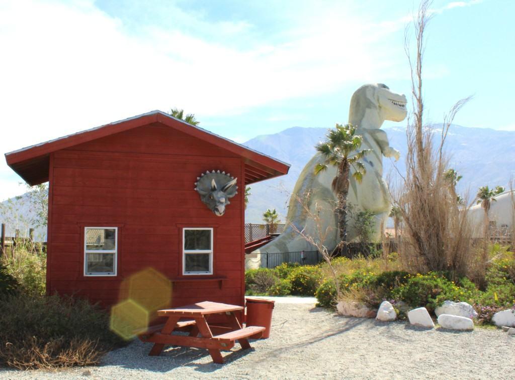 Dinosaur Museum near Palm Springs, California