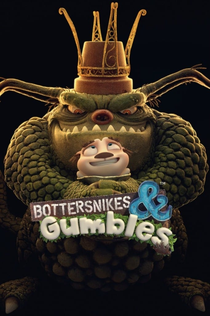 "The ""Bottersnikes & Gumbles"" series on Netflix is based in a fantasy kingdom of rusting junk and abandoned things from the human world. Bottlesnikes & Gumbles were originally fictitious creatures in a series of children's books written by Australian author S. A. Wakefield and illustrator Desmond Digby. Four books in all were published between 1967 and 1989."