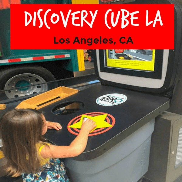 The Discovery Cube LA is an indoor science wonderland of learning and imagination through interactive play and real world experiences. Discovery Cube LA offers field trips, student tours, homeschool days and summer camps throughout the year.