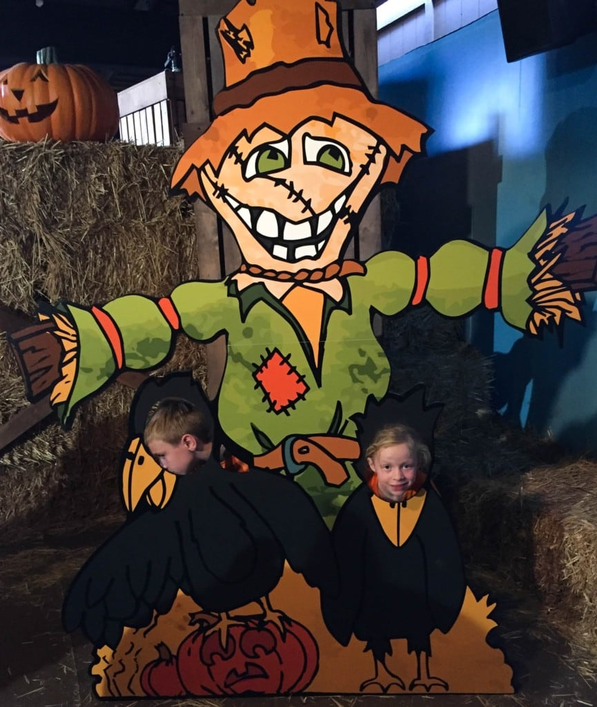 Knott's Spooky Farm is a non-scary celebration of cheer rather than fear with shows and activities geared for kids ages 3-11. Families are invited to participate and join in the Halloween fun at 4 different areas within the park - Ghost Town, Fiesta Village, Boardwalk Ballroom and Camp Snoopy. The special limited-time event serves up live entertainment, trick-or-treating, a costume contest and exclusive festivities honoring the 50th anniversary of the classic Peanuts animated TV special It's the Great Pumpkin Charlie Brown!