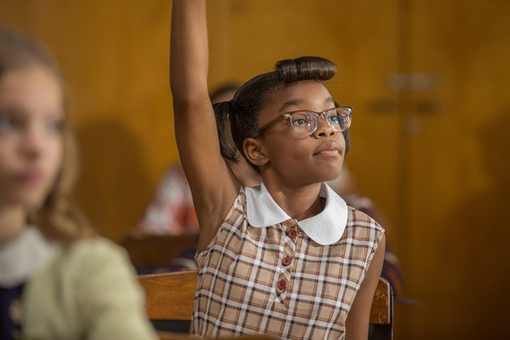 The American Civil Rights Movement comes to life for children with the new release of An American Girl Story — Melody 1963: Love Has to Win, debuting on Friday, October 21 on Amazon Prime. The new Amazon TV special tells the story a 10-year-old girl named Melody in 1963 who faces the realities of being black in America. She sees, hears and experiences a variety of inequalities all around her - including learning about schools in her neighborhood that don't have enough books, being accused of shoplifting when simply looking at a dress in a department store, hearing her mother's boss negatively to her and being bullied on the playground by other white pupils. An American Girl Story — Melody 1963: Love Has to Win presents real-life, tough historical issues in a family-friendly way that is relatable for children.