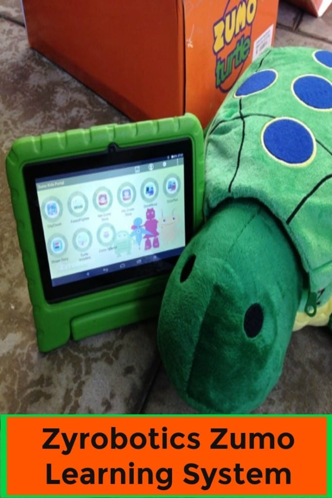 While the Zyrobotics Zumo Learning System may look like a regular plush toy to some, it actually hides an ingenious interactive learning tool for children ages three to seven years old.