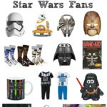Find the perfect Star Wars gift for your fellow brethren with this hand picked Star Wars Fan Holiday Gift Guide. We have everything for the Jedi master in your life including the world famous Chewbacca Electronic Mask, Star Wars Salt & Pepper Shakers and even for woman, a CoverGirl Star Wars Limited Edition Colorlicious Lipstick.