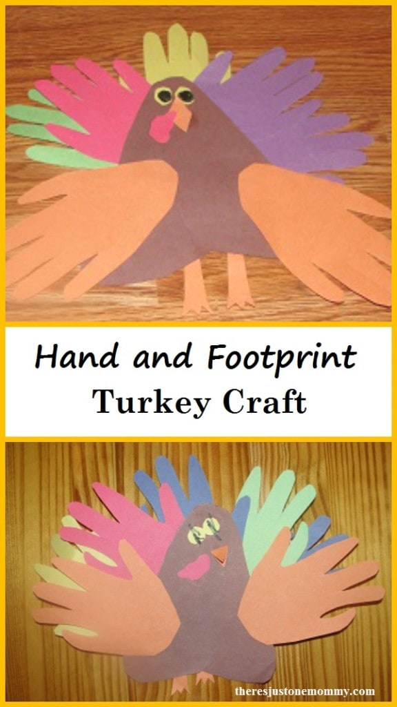 Indian Handprint Crafts