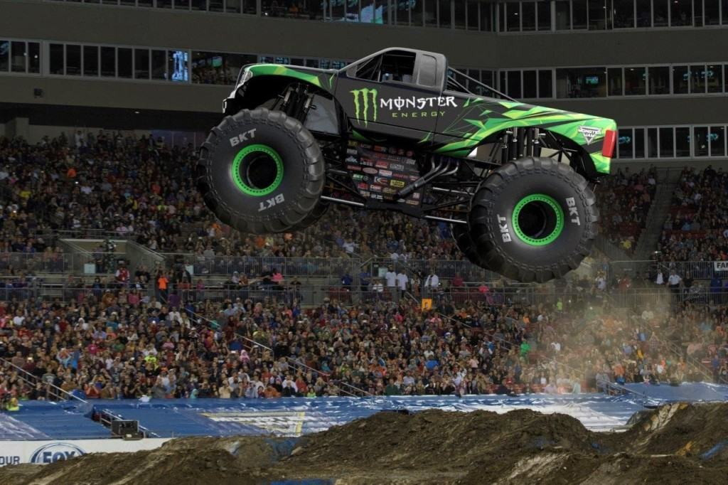 Monster Jam is a great hit with every crowd and Monster Jam tickets are always selling out fast! Don't miss your chance to see Monster Jam LIVE! Buy your discount Monster Jam tickets below and you'll soon be in the center of the action!