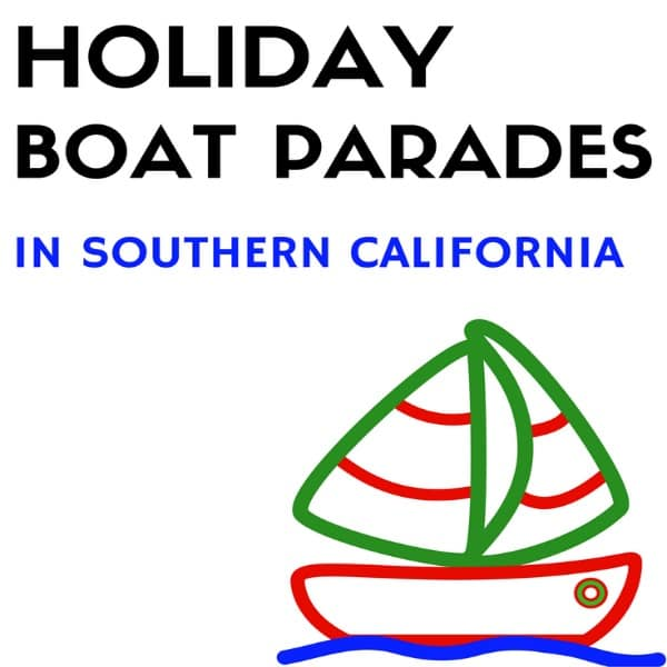 Check out this list of 14 astonishingly beautiful holiday boat parades in Southern California! From Los Angeles to Orange County to San Diego, you can enjoy thousands of sparkling lights on board hundreds of boats on the water.