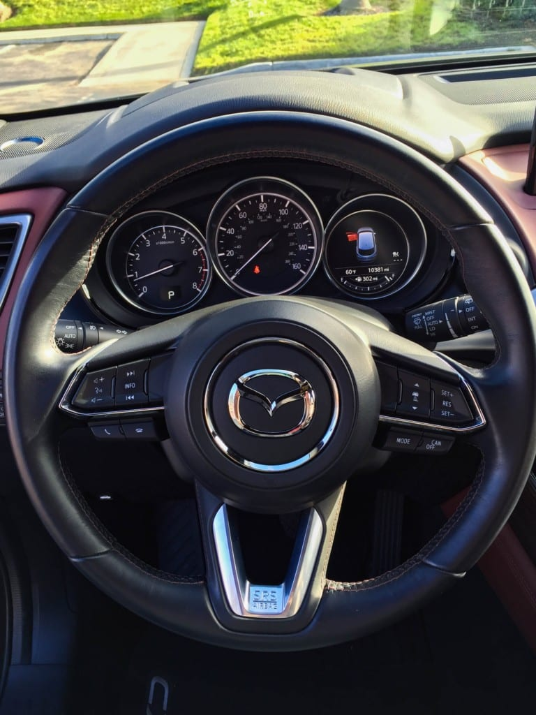 Driving Around Socal In The Trendy 2016 Mazda Cx 9 Awd