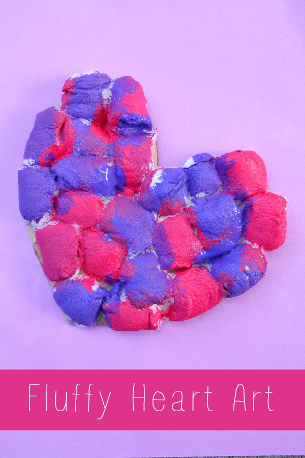15 easy heart crafts for kids socal field trips for Valentines day art and crafts for preschoolers