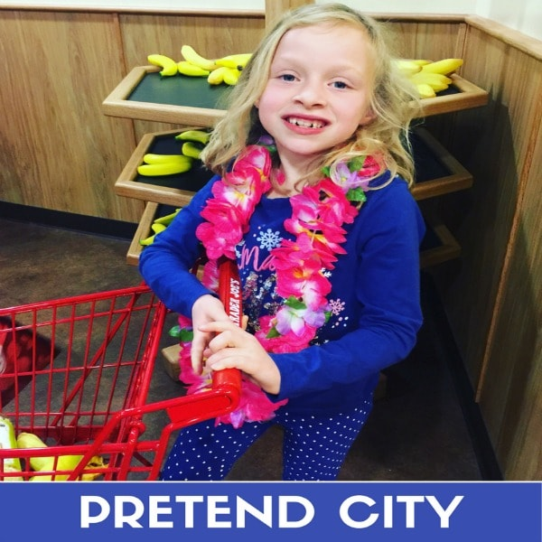 Pretend City Children's Museum is a children's museum for kids ages 1-9 year olds located in Irvine, California. The museum features 17 interactive exhibits designed as a small, interconnected city. Learn how to get discount tickets to Pretend City on www.socalfieldtrips.com