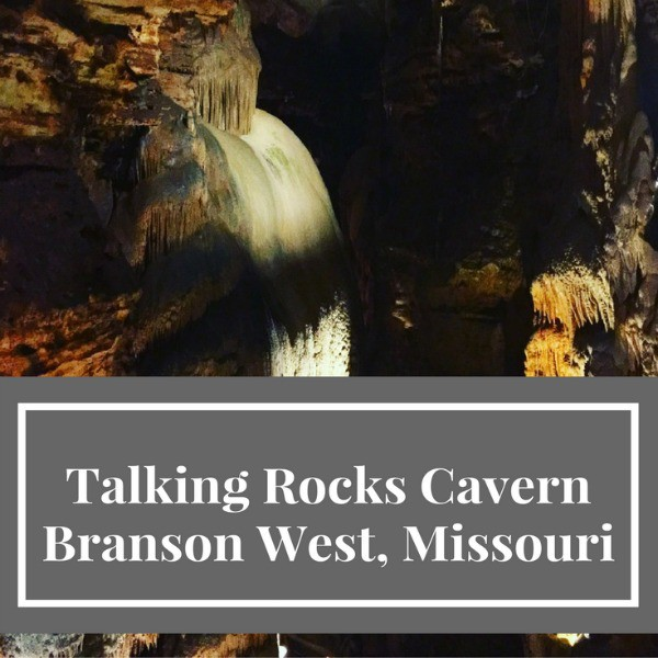 Talking Rocks Cavern in Branson West is one of Missouri's most beautiful caves and offers one hour guided, walking cave tour. They also have Cave Country Mini-Golf, gemstone mining, geode cracking, and 4000 sq. Ft. Rock and Gift Shop. Two SpeleoBox Crawl Mazes, a few picnic areas, hiking trails and a lookout tower are free for guests to enjoy.