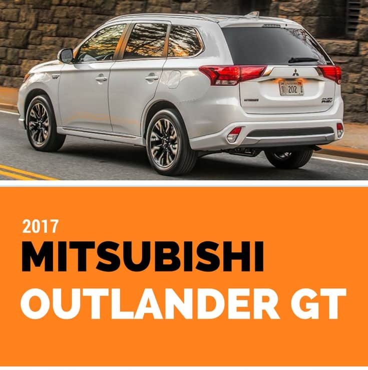 Mitsubishi Outlander Consumer Reviews: Northern California Bound In The 2017 Mitsubishi Outlander