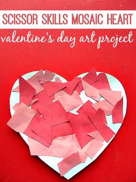 15 Easy Heart Crafts for Valentine's Day Fun