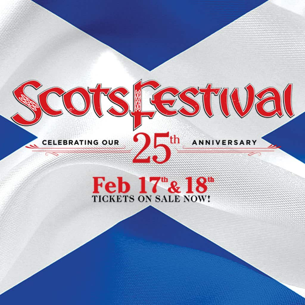 Get discount tickets to ScotsFestival & International Highland Games XXIV at the Queen Mary in Long Beach on February 17-18. Experience the rich culture and history of Scotland first hand through an array of authentic activities, athletics, dancing, entertainment and cuisine in ode to the Queen Mary's Scottish legacy.