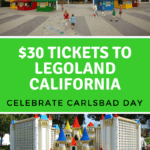 Are you planning a visit to LEGOLAND California? Get $30 Tickets to LEGOLAND California on March 3, 2018 in honor of Celebrate Carlsbad Day!