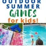 13 Outdoor Summer Games For Kids