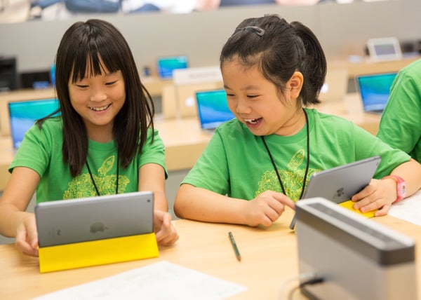 If you're looking for something to entertain your kids aged 8-12 over the summer, and the chance for them to learn some useful tech skills into the bargain, then register them for this year's Apple Camp.  Apple holds annual workshops at its retail stores intended to help kids make creative use of technology.